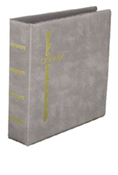 Scott Stamp Cover Binder - Gray