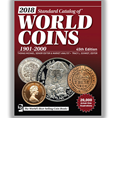 2018 Standard Catalogue of World Coins 1901-2000 (45th Edition)
