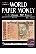 Standard Catalog of World Paper Money - Modern Issues 1961-Date (23rd Edition)