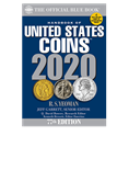 The Official Blue Book of US Coins 2019