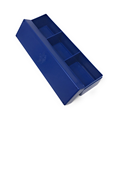 Blue Coin Storage Box - 2x2