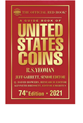 2021 Official Red Book of U.S. Coins - Hard Cover