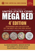 2019 Official Mega Red Book of U.S. Coins - Deluxe Edition
