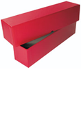 2.5x2.5 Storage Box - Red
