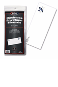 BCW Cover Sleeve - Business #10 (100-Pack)