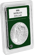 Coin World Premier Holder - 38mm / Silver Dollars (3-Pack)