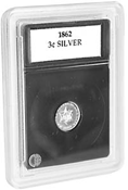 Coin World Premier Holder - 14mm / 3-Cent Silver (3-Pack)