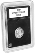 Coin World Premier Holder - 18.8mm / Draped Bust Dimes (3-Pack)