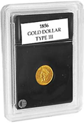 Coin World Premier Holder - 14.9mm / Indian Head Gold Dollar (3-Pack)