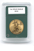 Coin World Premier Holder - 32.7mm / 1 oz. Gold Eagle (3-Pack)