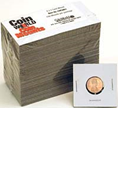 Coin World 2x2 - Cent (Case of 5000)
