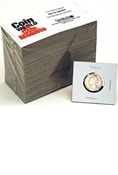 Coin World 2x2 - Nickel (100-Pack)