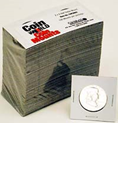 Coin World 2x2 - Half Dollar (Case of 5000)