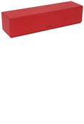 2x2 Storage Box - Red