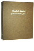 Dansco US Commemorative Coins 1893-1954 (2 Volumes) (7095)