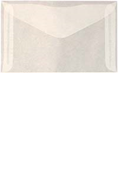 "Glassine Envelope #4.5 - 3 1/8"" x 5 1/16"" (Box of 1000)"