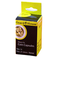 Guardhouse Direct-Fit Coin Capsule - 21mm / US Nickel (Box of 10)