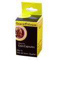 Guardhouse Direct-Fit Coin Capsule - 24.3mm / US Quarter (Box of 10)