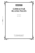 Scott Gibraltar Blank Pages