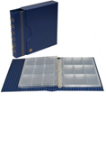 Lighthouse Grande Certified Coin Album Set - Blue