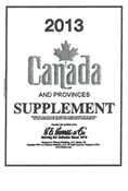 HE HARRIS CANADA SUPPLEMENT 2013