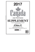 HE HARRIS CANADA SUPPLEMENT 2017