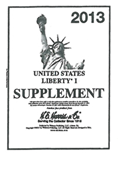 HE HARRIS LIBERTY PT.1 SUPPLEMENT 2013