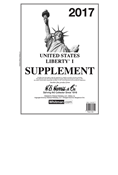 HE HARRIS LIBERTY PT.1 SUPPLEMENT 2017