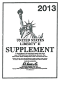 HE HARRIS LIBERTY PT.2 SUPPLEMENT 2013