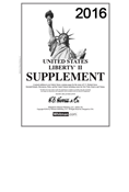 HE HARRIS LIBERTY PT.2 SUPPLEMENT 2016