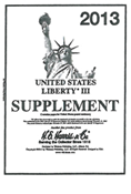 HE HARRIS LIBERTY PT.3 SUPPLEMENT 2013