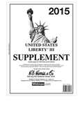 HE HARRIS LIBERTY PT.3 SUPPLEMENT 2015