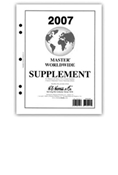 2007 HE HARRIS MASTER WORLDWIDE SUPPLEMENT