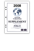 2008 HE HARRIS MASTER WORLDWIDE SUPPLEMENT