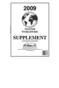 2009 HE HARRIS MASTER WORLDWIDE SUPPLEMENT