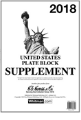 HE Harris Plate Block Supplement 2018
