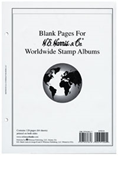 HE Harris Master Worldwide Blank Pages