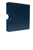 Schaubek Senator 6-Ring Slipcase - Blue
