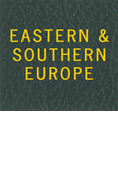 LABEL: EAST & SOUTH EUROPE