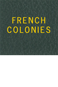 LABEL: FRENCH COLONIES