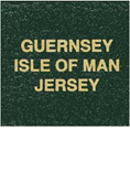 LABEL: GUERNSEY / ISLE OF MAN /JERSEY