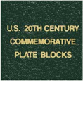 LABEL: US 20TH CENTURY COMMEMORATIVE PLATE BLOCKS