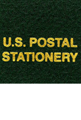 Scott US Postal Stationery Label