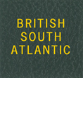 LABEL: BRITISH SOUTH ATLANTIC