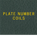 LABEL: PLATE NUMBER COILS