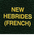 LABEL: NEW HEBRIDES (FRN)