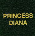 LABEL: PRINCESS DIANA