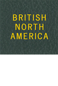 LABEL: BRITISH NORTH AMERICA