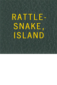 LABEL: RATTLE-SNAKE, ISLAND