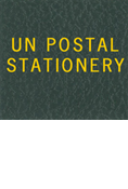 LABEL: UN POSTAL STATIONERY